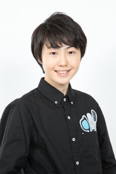 弁丸 役の篠原立さん
