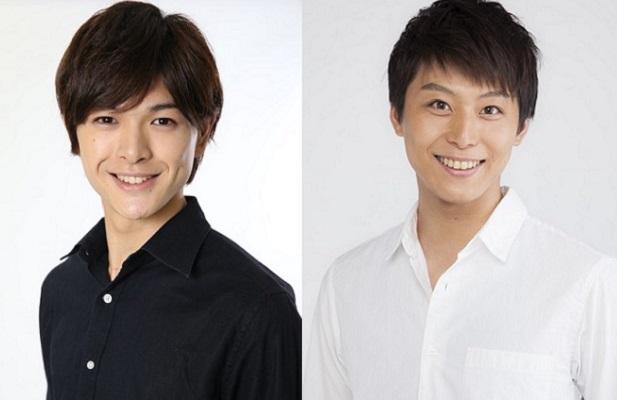 遊馬晃祐さん(左)と上田悠介さん