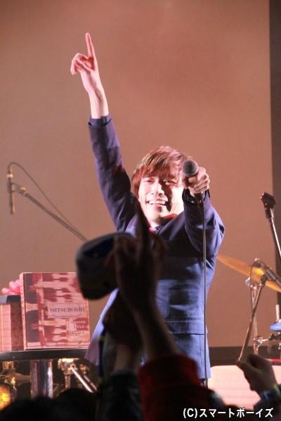 HITOさんの素敵な歌声はファンの心を震わせます