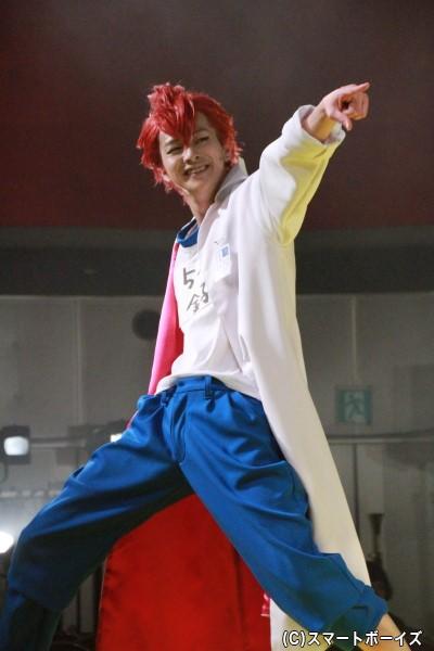 佐川大樹さん演じる金子十六は、奏と同じ外見がイケメンの小学5年生