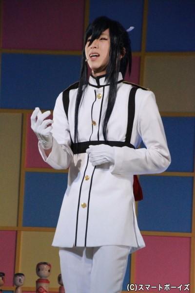 星乃勇太さん演じる二階堂大谷は、妹である夏歩のことを溺愛している