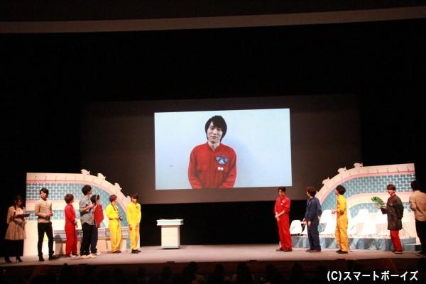 この日欠席だった火曜レッドの和田雅成さんはVTRで出演