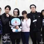 (写真左より)鴻上尚史さん、陳内将さん、小越勇輝さん、樋口日奈さん、皇希さん、佃井皆美さん