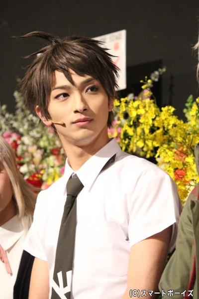 2015年の初演に続き、主人公・日向創を演じる横浜流星さん