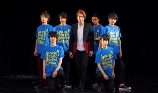 (後列左より)堀田怜央さん、奥村秀人さん、前川優希さん、永松文太さん (前列左より)佐藤信長さん、大山真志さん、石井祐輝さん