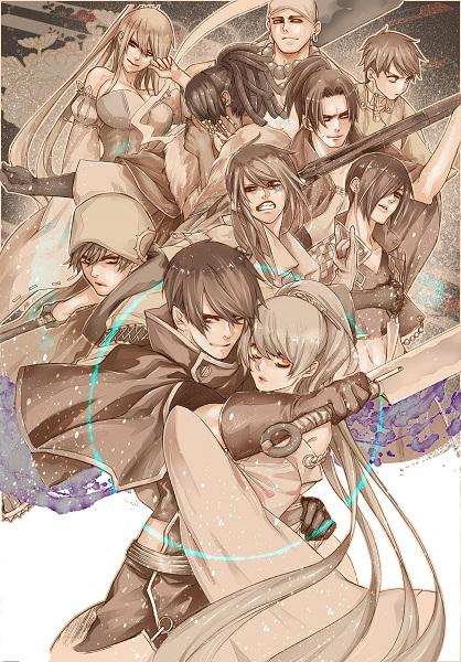熾烈な戦いを繰り広げる美しい真田十勇士の物語がいよいよ幕を開ける――。