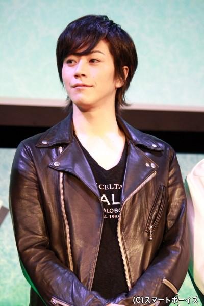 ドラマでは、厳しくクールなコーチ役を演じる廣瀬智紀さん