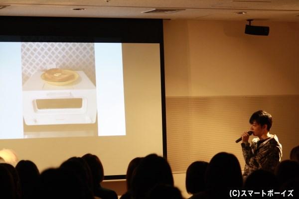 和合さんの自宅インテリアも公開! 家電俳優ぶりを見せます