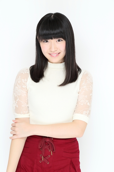 曇阿国役の前島亜美さん