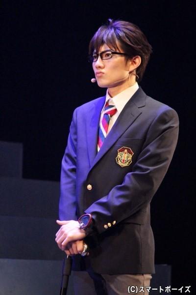 井上了役の赤澤遼太郎さん