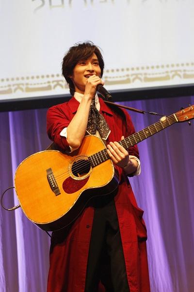 オープニング曲「しょっぱい涙」を歌うのは阪本奨悟さん