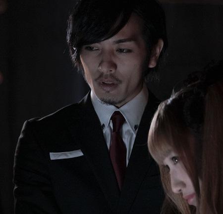 ゲームの行方を監視する 東條レン役の久保田悠来さん