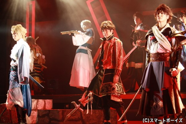 小沼将太さんら人気俳優たちが、戦国ラブストーリーのイケメン武将に!