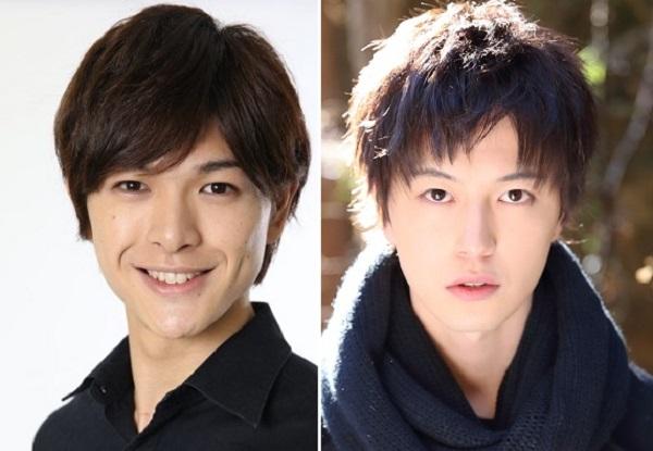 (左から)遊馬晃祐さん、松田裕さん