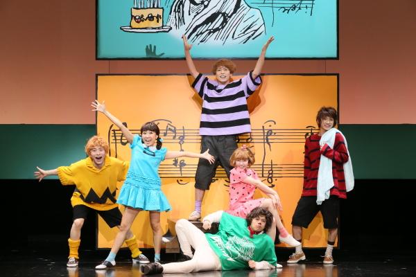 """""""ハピネス""""に溢れた日常を描く、ミュージカル『きみはいい人、チャーリー・ブラウン』上演中!"""