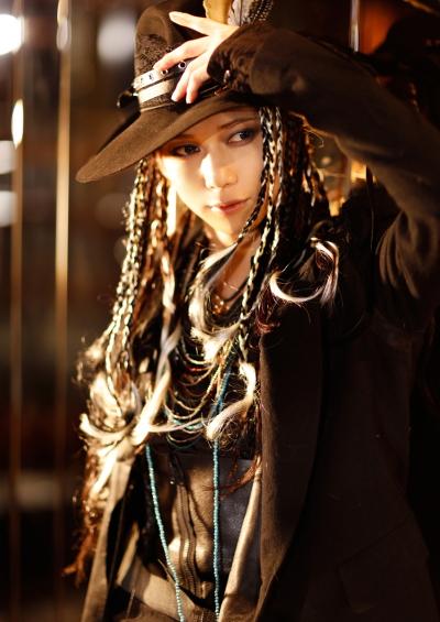 お気に入りカットの衣装姿から1枚 ⓒ撮影:小林裕和