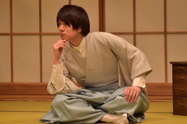 平野 良さん演じる長井代助