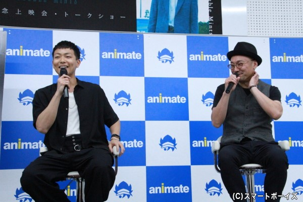撮影中、田中さんは内田監督の命令に逆らえなかった!?