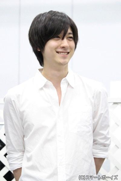 源九郎義経(みなもとのくろうよしつね)役の山本一慶さん