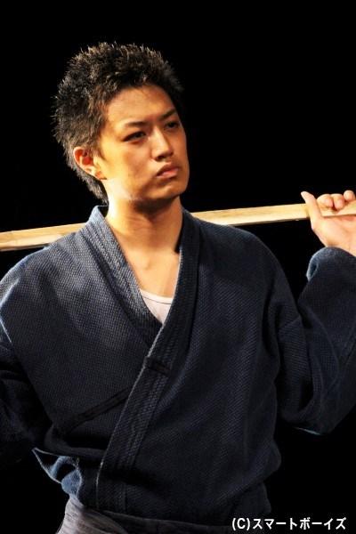 切通とは剣道を通じて幼馴染で良きライバル