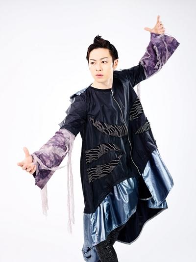 カメレオン少佐役の安川純平さん