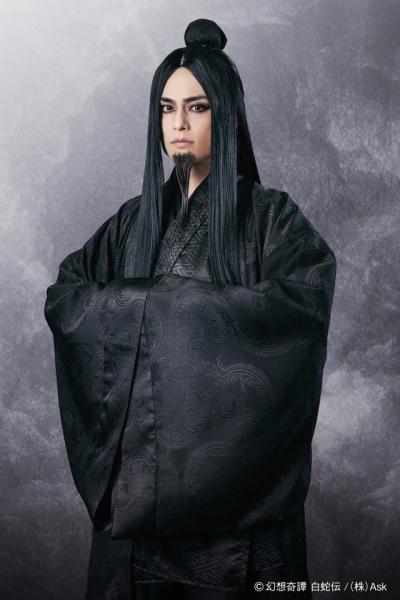 仙人:黒風仙(コクフウセン)役 伊阪達也さん