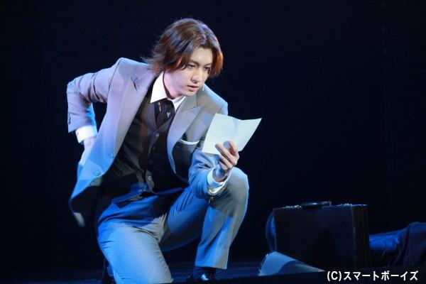 甘利役の山本一慶さん
