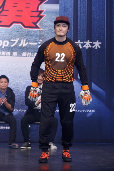 若林源三役の中村龍介さん