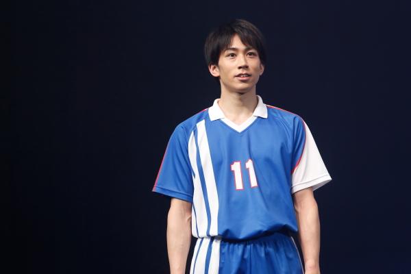 岬太郎役の鐘ヶ江洸さん