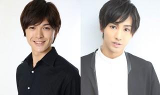遊馬晃祐さん(左)と近藤頌利さんが仲良しトーク♪