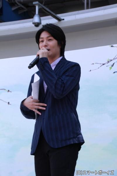 MCを担当した八神蓮さんは6月11日夜公演終了後に行われるアフタートークにてゲスト出演!