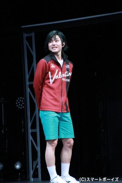 奥村楓役の三原大樹さん