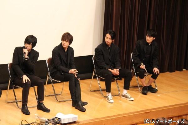 『江戸キャン1』の撮影裏話に『江戸キャン2』の出演キャストも興味津々!