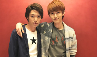 安西慎太郎さん(左)と和田雅成さん