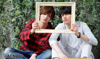 (左より)『ActorsNavi』#4出演の藤田富さん、小南光司さん