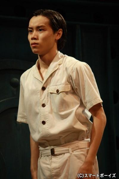 太田将煕さん(劇団プレステージ)
