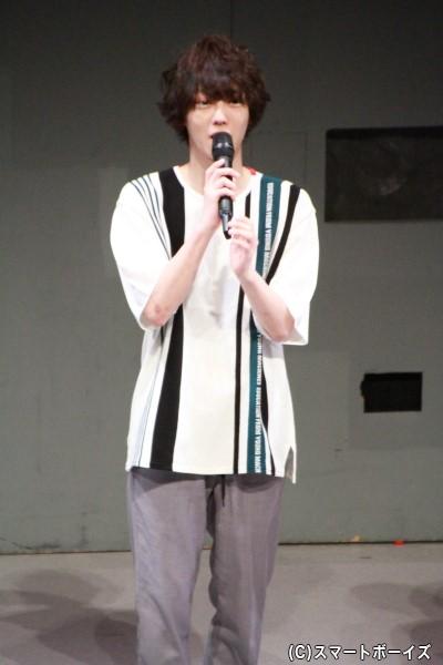 櫻井圭登さん