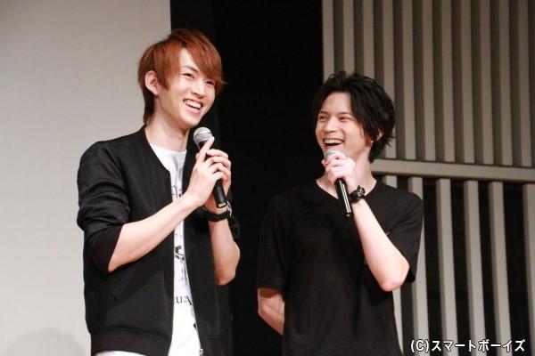何度も共演している北村さん&和田さんの息の合ったコンビネーションに注目!