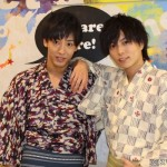 (左より)近藤頌利さん、松井勇歩さん