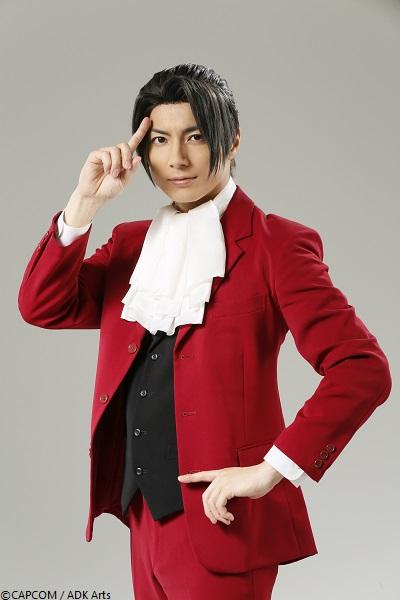 御剣怜侍役を演じる和田琢磨さん