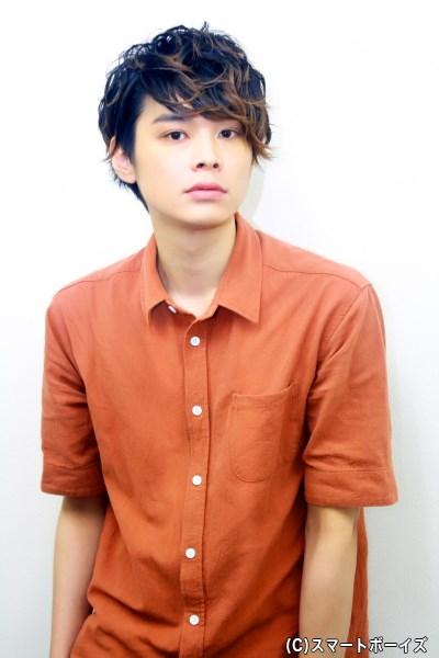 『モマの火星探検記』では、レイ役を演じる相馬圭祐さん