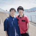 (左から)佐藤貴史さん、村井良大さん