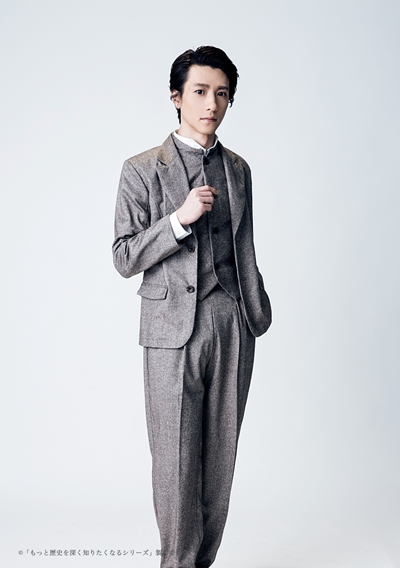 【新着!】鈴木拡樹さんのオフィシャルショット
