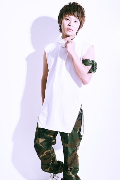 YU-YA(ゆうや)担当カラー:緑