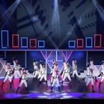 B-PROJECTメンバーがステージに勢ぞろい!