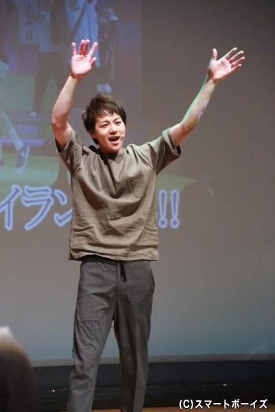 佐川大樹さん