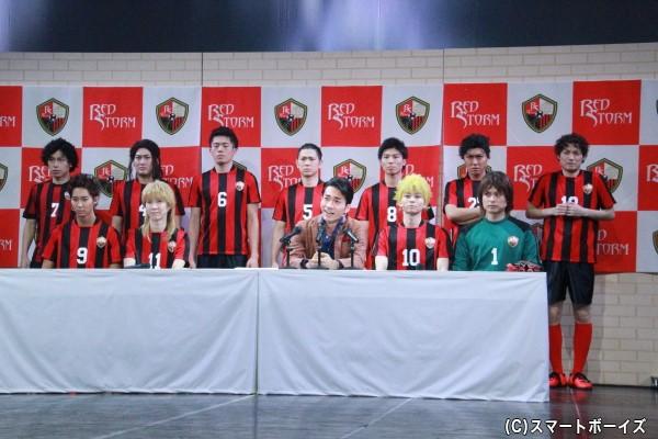 """""""世界選抜""""とも呼べるRED STORMが結成。全日本と対戦することを発表"""
