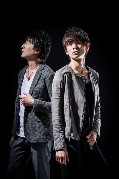 Vo&Gt:今津直幸さん(写真右) Ba:藤田克洋さん(写真左)