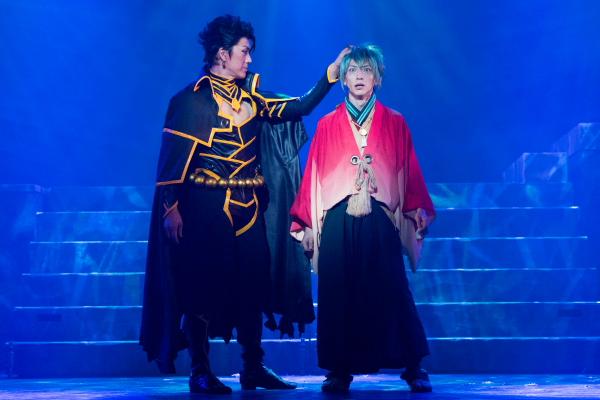 圧倒的な強さで佐吉の行く手を阻む百地丹波(ももちたんば)役・吉野圭吾さん