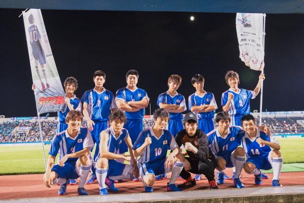 キャストがピッチに勢ぞろい! 「キャストと行く横浜FC サッカー観戦ツアー」8/5開催